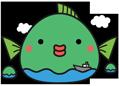 九十九島漁協イメージキャラクター